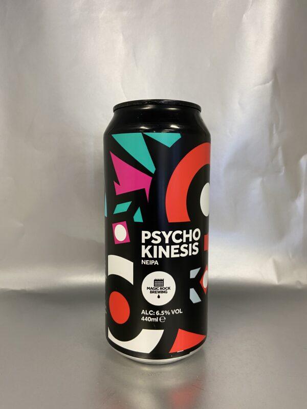 MAGIC ROCK - PSYCHOKINESIS